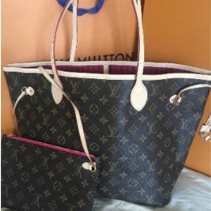 Louis Vuitton bag tote